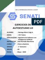 EJERCICIOS DE AUTOESTUDIO U2.docx