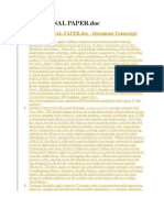 iPhone Final Paper