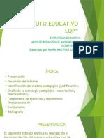 INSTITUTO EDUCATIVO LQP