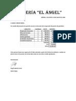 Herreria El Angel