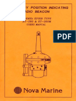 HB-260-001 Iss4 RT260 User Manual