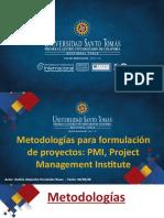 Clase 2 PMI Grupos de Procesos y áreas de Gestión