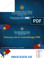 Clase 5 PMI Procesos planificación (Costos, calidad )