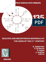 Galarneau a., Renzo F. Fajula F., Vedrine J. - Studies in Surface Science and Catalysis. Volume 135. Zeolites and Mesoporous Materials at the Dawn of the 21 ST Century