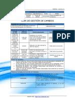 FGPR_000_01 - Plan de Gestión de Cambios