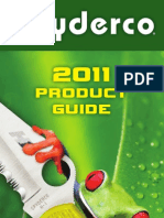 2011 Spyderco Product Guide