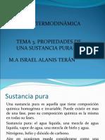 Tema 3 propiedades de una sustancia pura