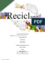 PROGRAMA CLUB RECICLARTE