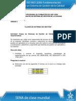 Fundamentos ISO 9001 2008