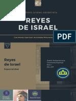 Especialidad Reyes de Israel