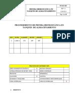 PO-MC-019   Pruebas Hidrostáticas en Tanques de Almacenamiento.doc