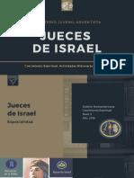Especialidad Jueces de Israel