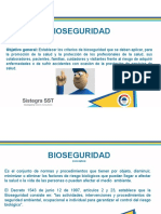 BioseguridadBioseguridadSISTEGRA