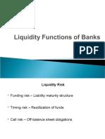 3 Liquidity Functions of Banks