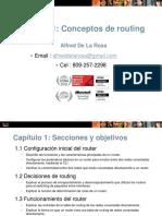 CAPITULO 1 - CONCEPTOS DE ROUTING