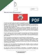 Stop aux mines_avec exercices