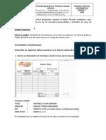 Guía Taler - Excel