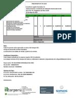 Cotización Cableado Estructurado - Clasa Perú.xlsx