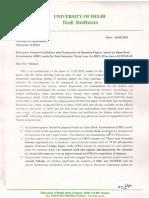 Letter - QP setting - Open  Book