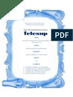 TIPOS DE PLANEACIÓN Y ESTABLECIMIENTO DE OBJETIVOS-TELESUP