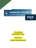 taller #2  matematicas villa maria 2.docx