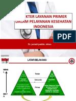 1. DLP DALAM PELAYANAN KESEHATAN DI INDONESIA