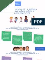 LINEAMIENTO DE LA MEDIDA SALIDA NIÑOS, NIÑAS Y ADOLESCENTES 090520