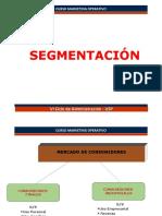 3. SEGMENTACIÓN DEL MERCADO