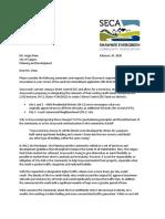 SECA Response Feb 24 2020 -LOC2019-0170
