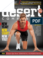 Desert Companion Magazine January 2011