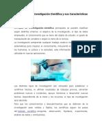 1.1. Los 15 Tipos de Investigación Científica y sus Características[595].doc