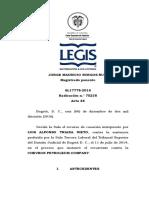 CSJ SL 70238-16 Pactar un único pago de pensión de jubilación implica renunciar al derecho pensional