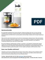 407734Der Beste Guide - Spiralschneider Elektrisch ++ 2020