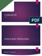 justicia para adolescentes