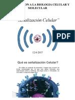 Señalización-celular