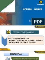 1. Operasi boiler ppt