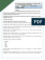INGLÉS GRADO 6-6 SEGUNDO PERIODO GUÍA 1