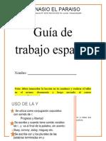 GUIA DE TRABAJO 5. ESPAÑOL. (4)