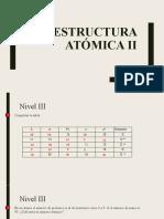 Estructura Atómica II 2°sec.pptx