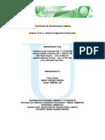 Unidad I Paso 2  Realizar Diagnostico Empresarial