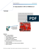 2.2.2.5 Lab - Blinking an LED using an Arduino