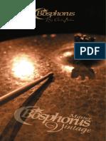 Catalogo Bosphorus 2009