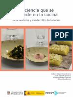 La Ciencia Que Se Aprende en La Cocina. Julio 2019_2