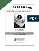 La Vida de Sai Baba - Sathya Shivam Sundaram IV