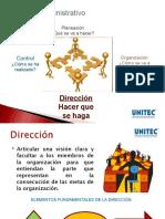 Modelos de Gestion de Negocios (4) - 3_Dirección