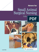 Small Animal Surgical Nursing, 3rd Edition..