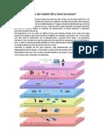 Qué son las capas del modelo OSI y cómo funciona1