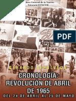 24 Abril 1965 - Cronologia de la Revolución de Abril - Difusion 2020