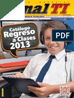 Canal TI - No 361 - 2013 02 - Catalogo de productos - OK
