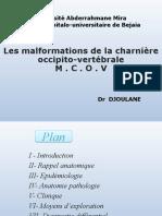 3-MALFORMATION DE LA CHARNIERE O-V